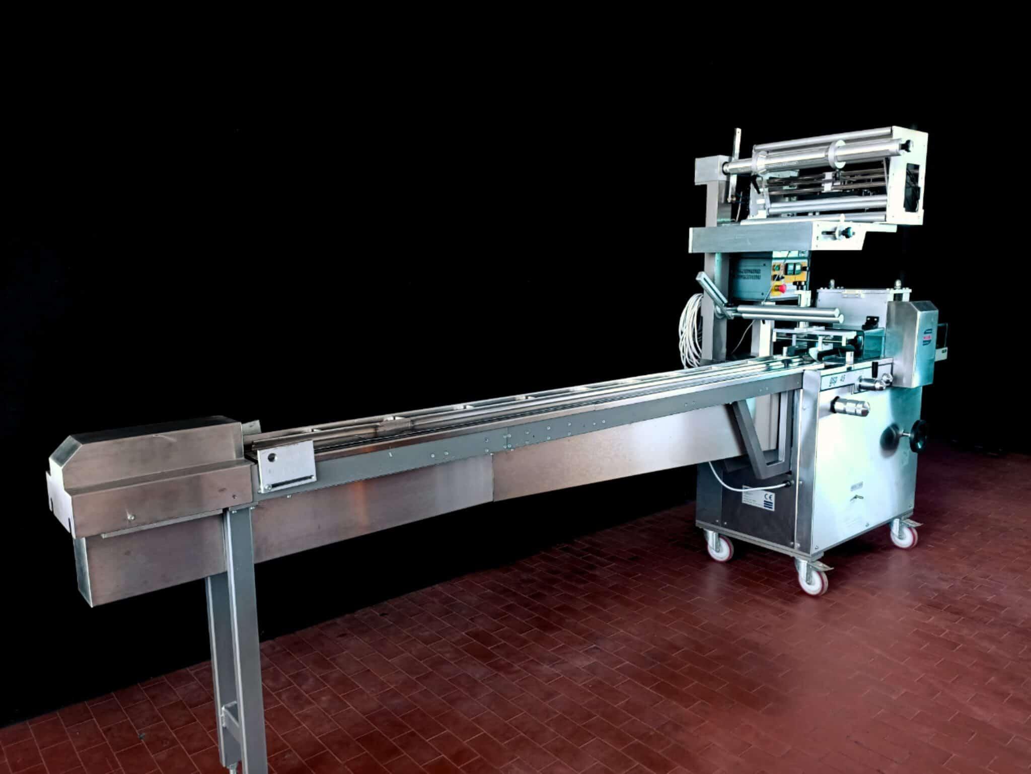 Confezionatrice Orizzontale Usata Flow Pack GSP 45 1