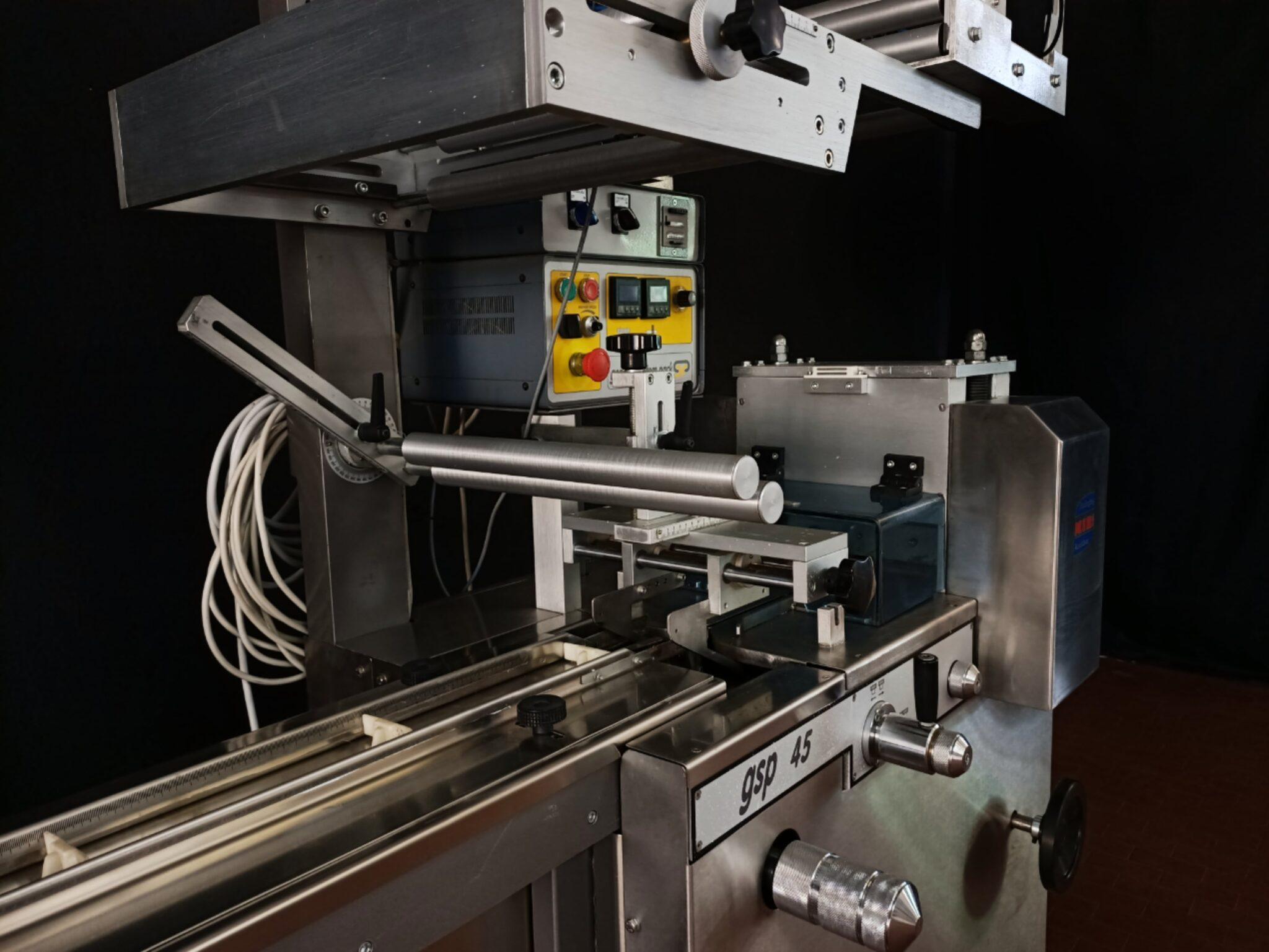 Confezionatrice Orizzontale Usata Flow Pack GSP 45 4