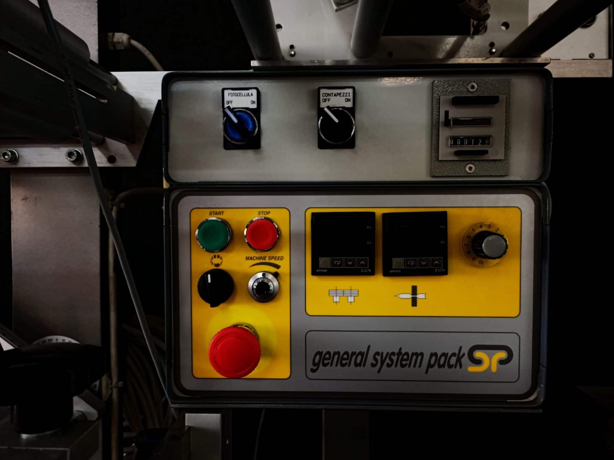 Confezionatrice Orizzontale Usata Flow Pack GSP 45 5