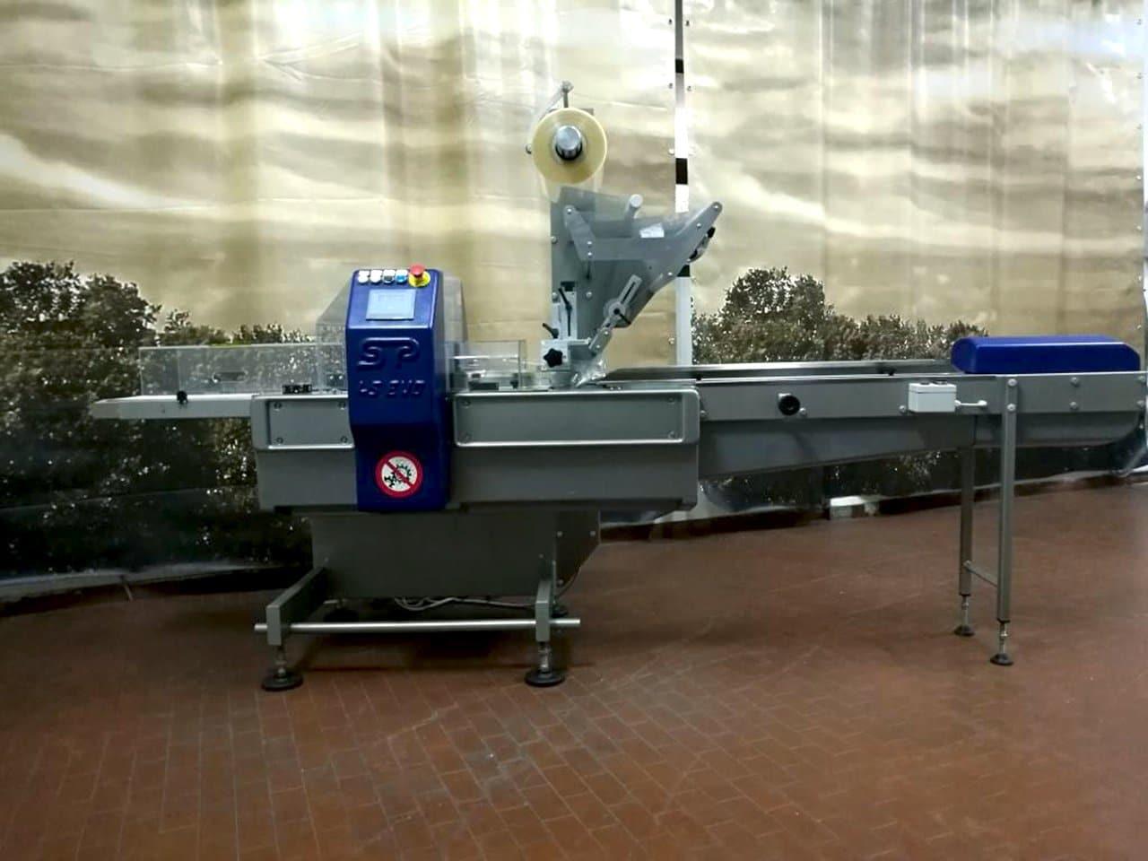 Confezionatrice Orizzontale Usata Flow Pack GSP 45 Evo 1