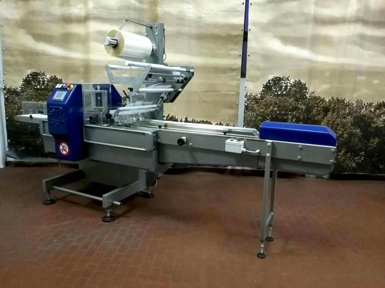 Confezionatrice Orizzontale Usata Flow Pack GSP 45 Evo