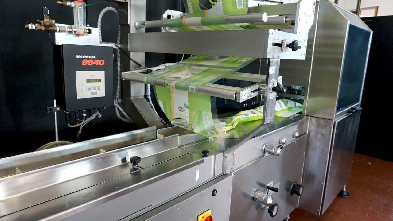 Confezionatrice Orizzontale Usata Flow Pack GSP 65TR 3