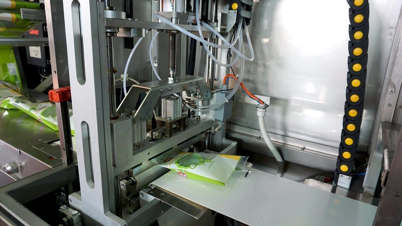 Confezionatrice Orizzontale Usata Flow Pack GSP 65TR 4