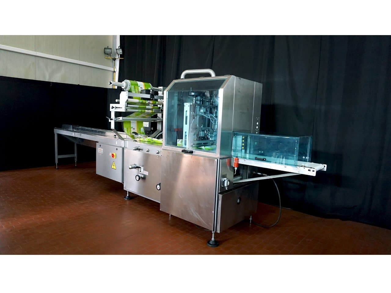 Confezionatrice Orizzontale Usata Flow Pack GSP 65TR