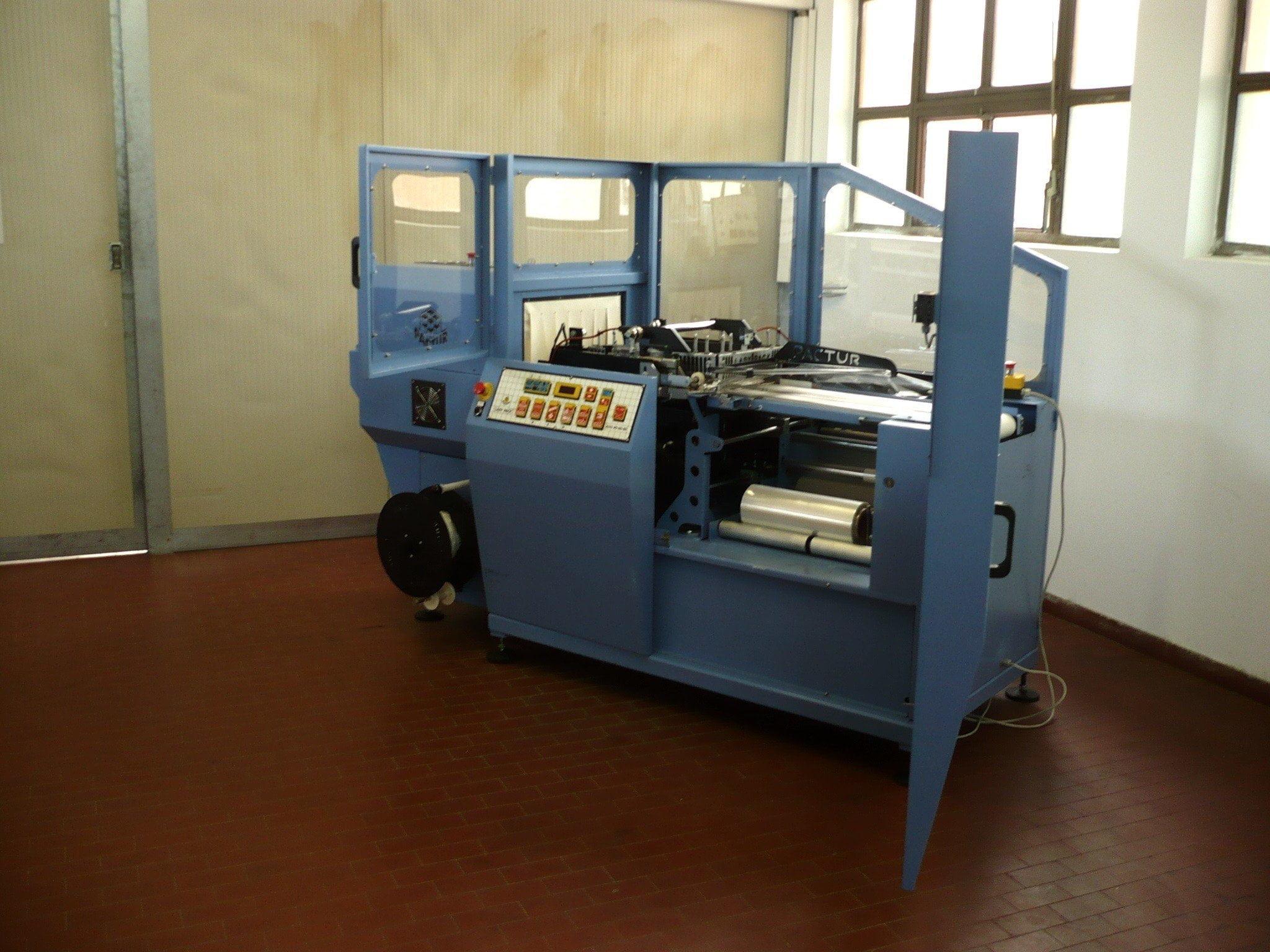 Confezionatrice Termoretraibile Automatica Pactur Auto 40 Usata 2