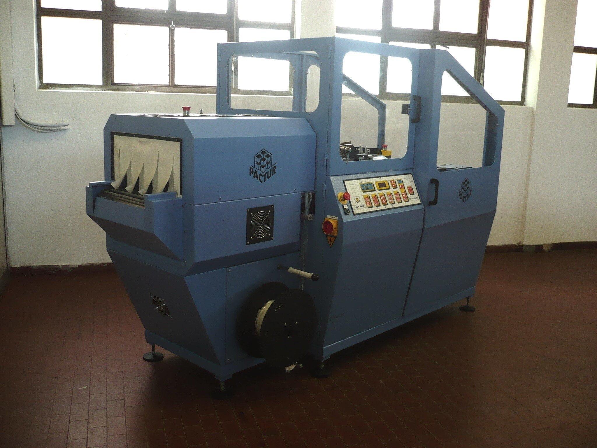 Confezionatrice Termoretraibile Automatica Pactur Auto 40 Usata 3