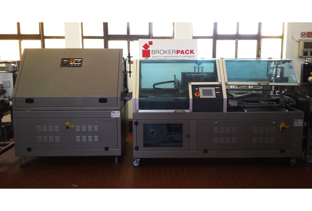 Confezionatrice termoretraibile automatica Preferred PP500 Box Motion 1