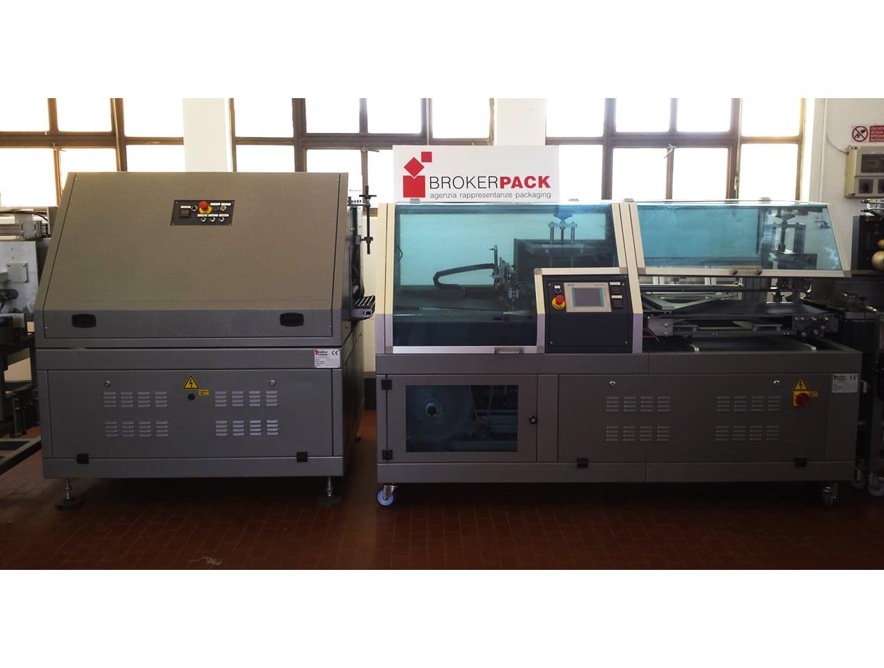 Confezionatrice termoretraibile automatica Preferred PP500 Box Motion