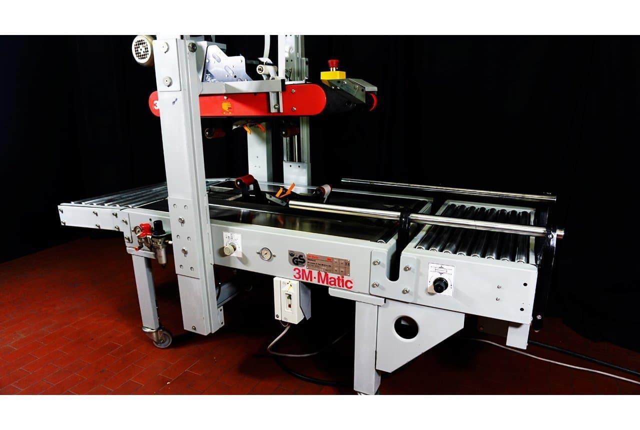 Nastratrice automatica autodimensionante 3M 1