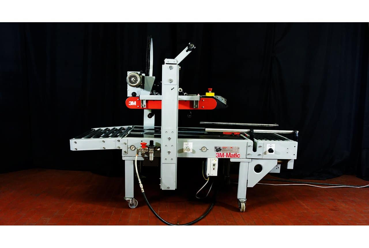 Nastratrice automatica autodimensionante 3M 4