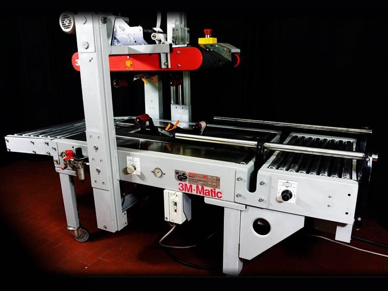 Nastratrice automatica autodimensionante 3M Usata