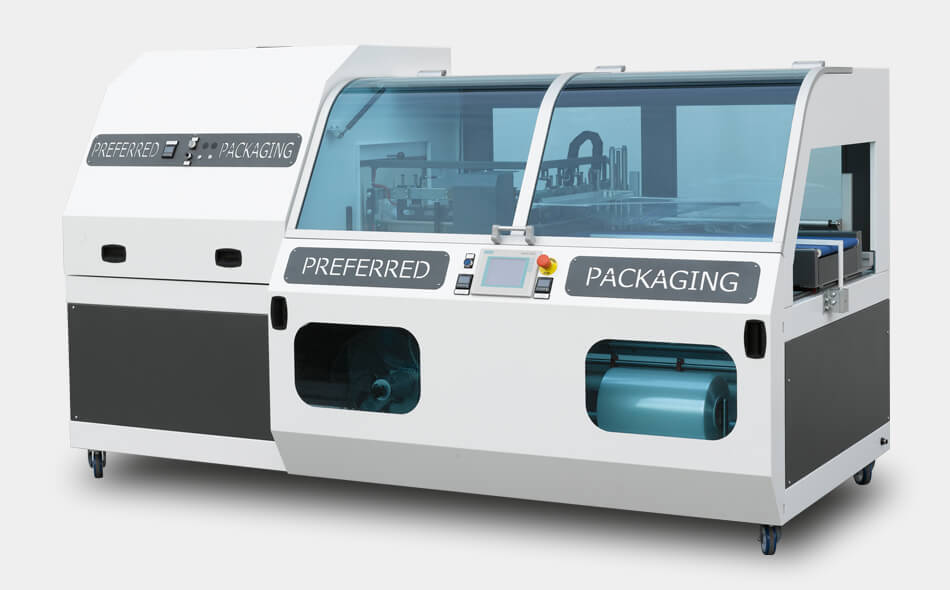 Confezionatrice termoretraibile automatica DM Pack Flo 560 Angolare 1