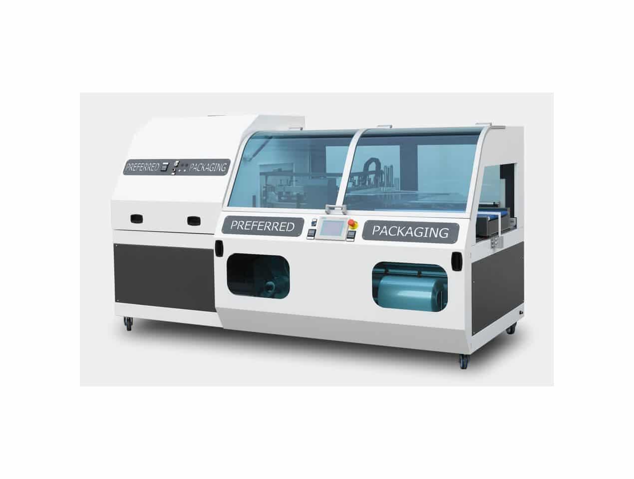 Confezionatrice termoretraibile automatica DM Pack Flo 560 Angolare