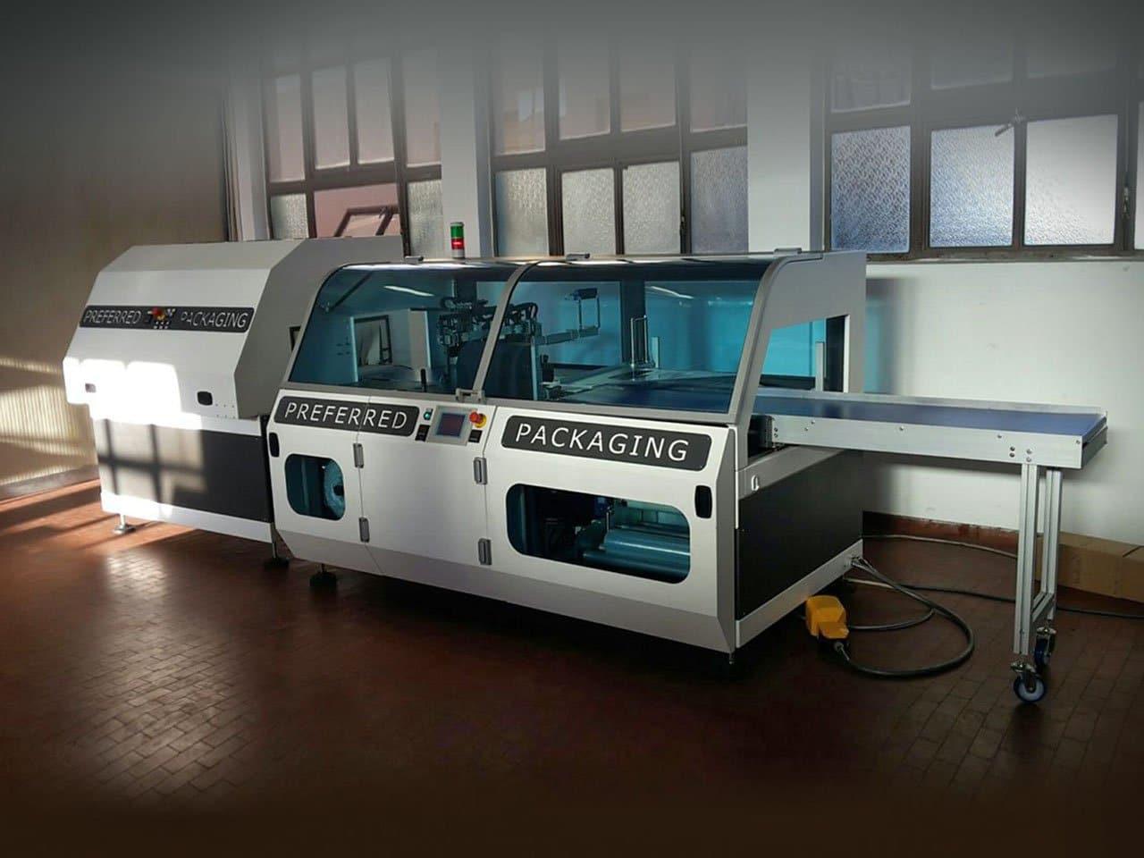 Confezionatrice termoretraibile automatica Preferred PP500 Intermittente 1