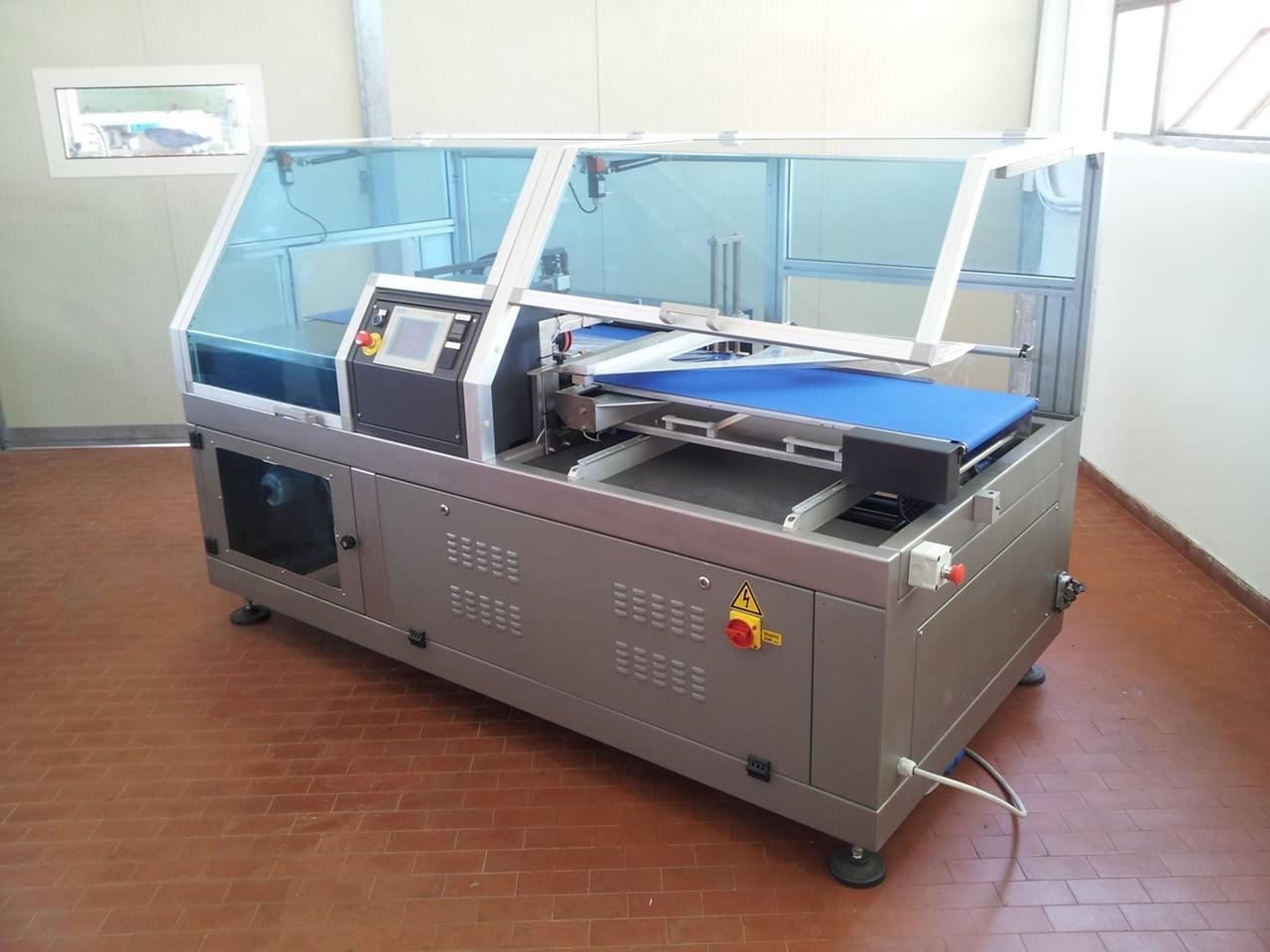 Confezionatrice termoretraibile automatica Preferred PP500 Intermittente