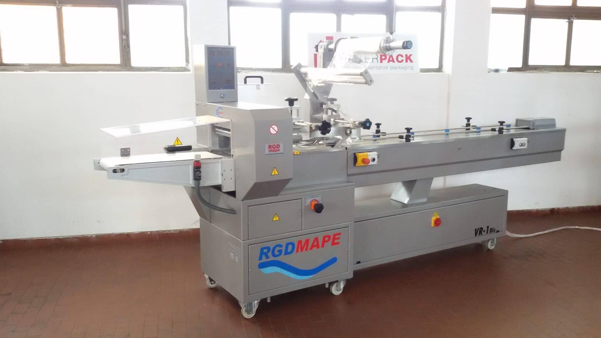 Confezionatrice Orizzontale Usata Flow Pack RGD VR-1 1
