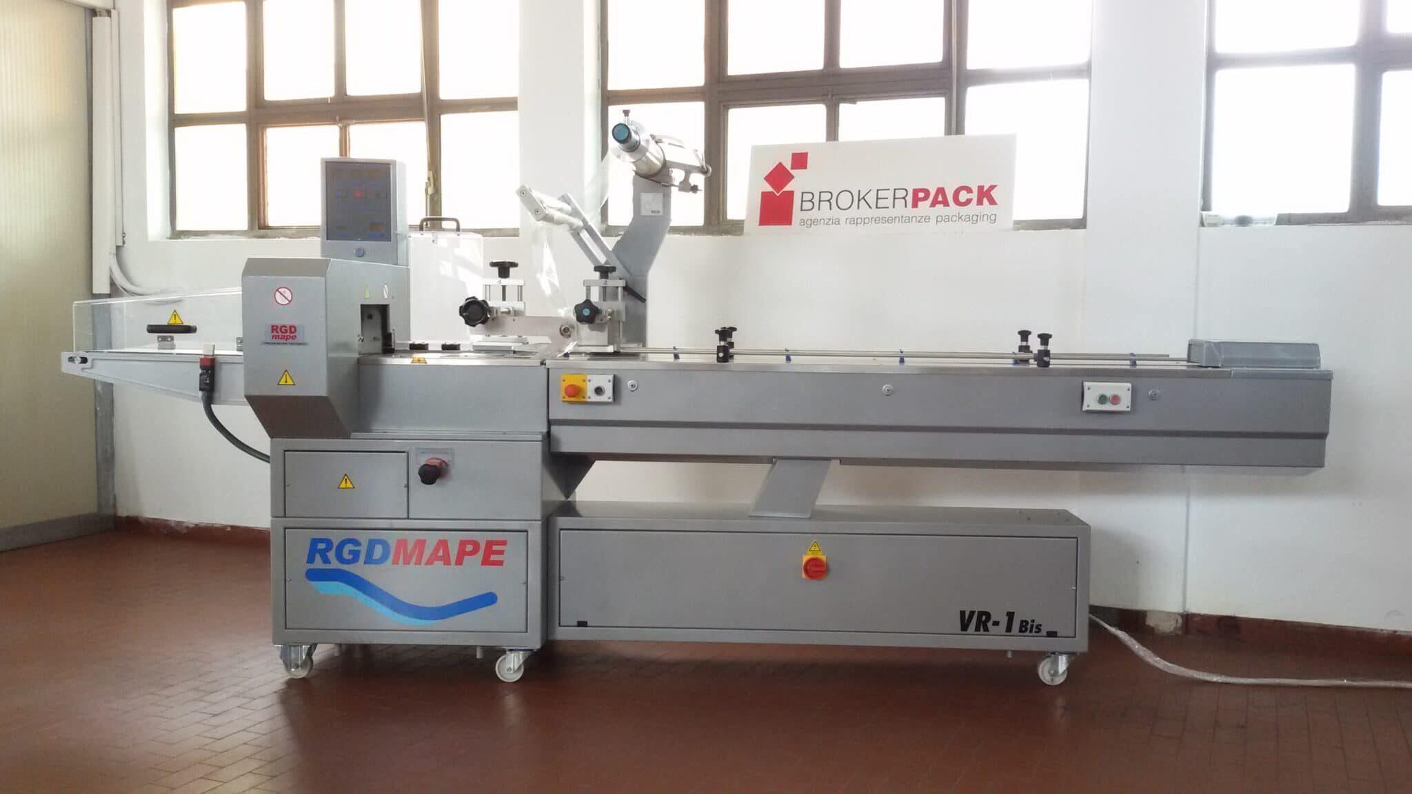 Confezionatrice Orizzontale Usata Flow Pack RGD VR-1 2