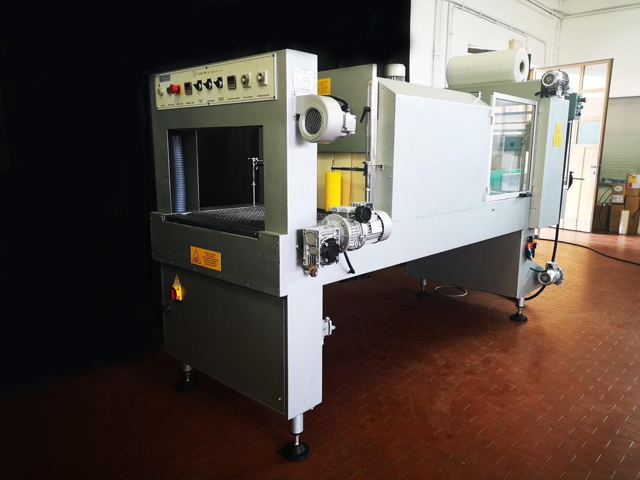 Confezionatrice Fardellatrice automatica Vacuum Pump AM80N 5