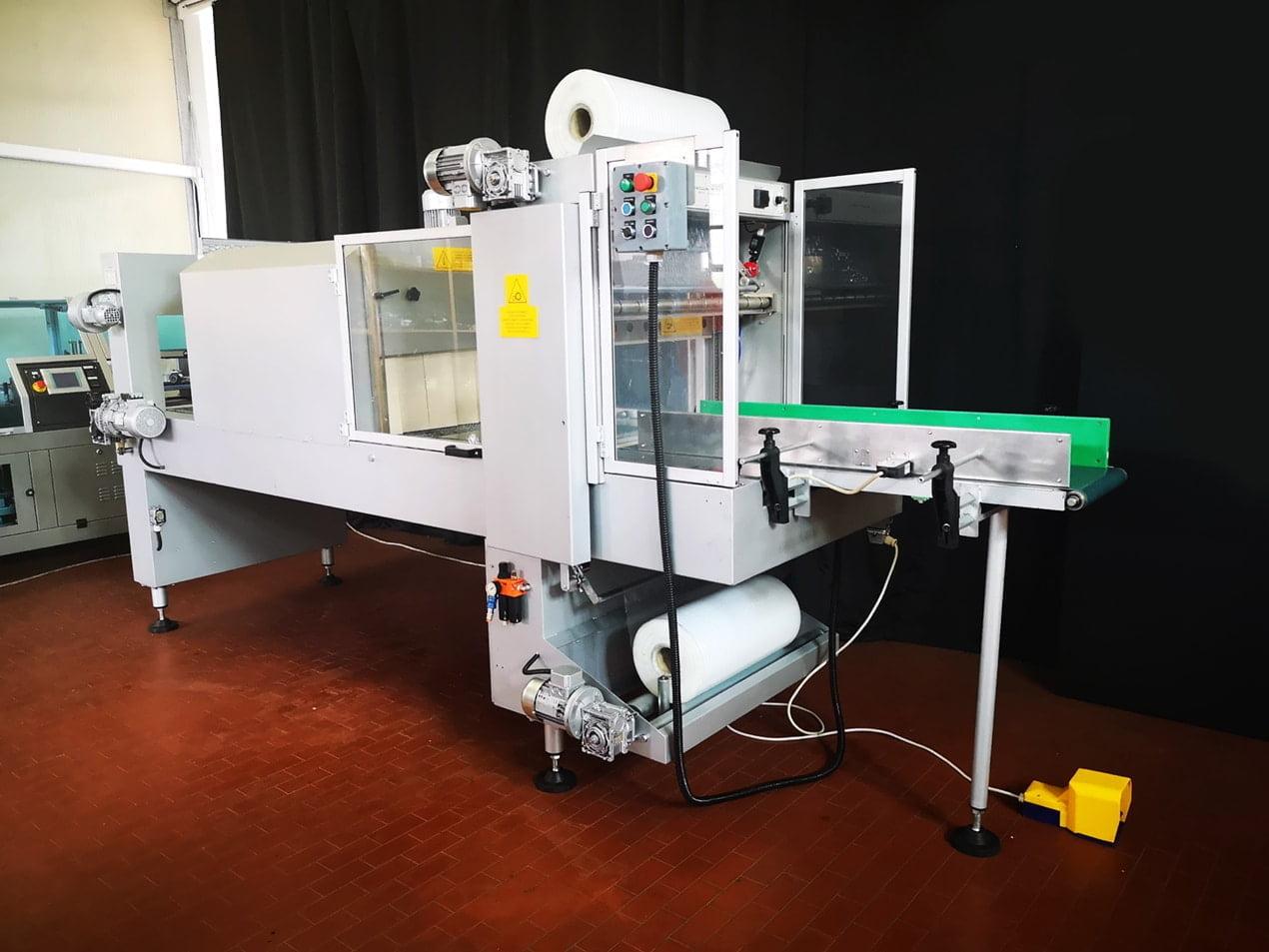 Confezionatrice Fardellatrice automatica Vacuum Pump AM80N