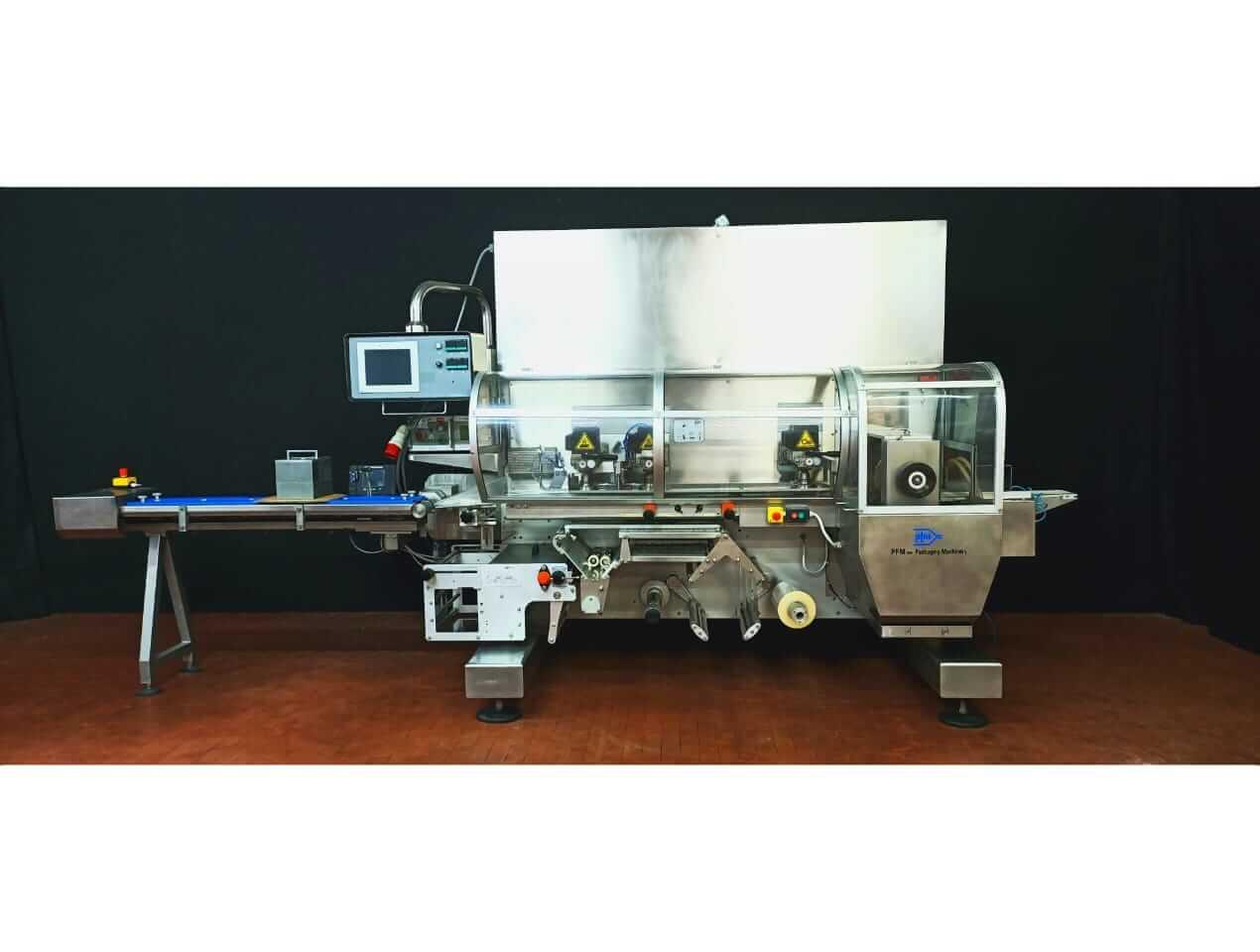 Confezionatrice Orizzontale Usata Flow Pack PFM Scirocco 1