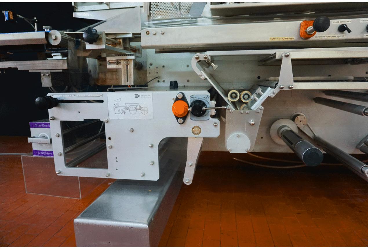 Confezionatrice Orizzontale Usata Flow Pack PFM Scirocco 6