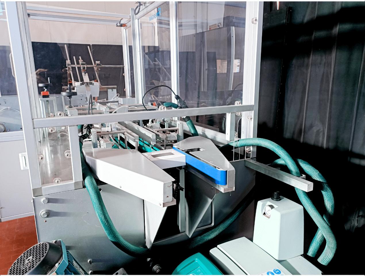 Astucciatrice automatica orizzontale Bergami AS70 4