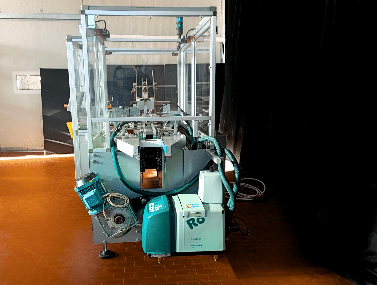Astucciatrice automatica orizzontale Bergami AS70 5