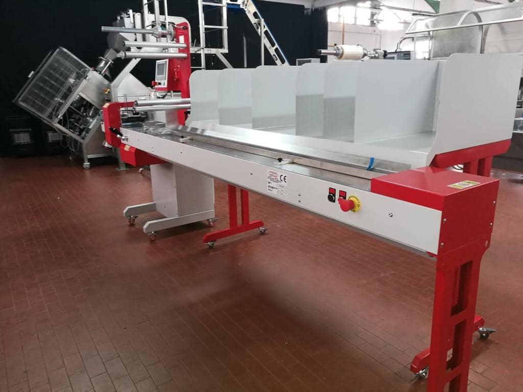 Confezionatrice Orizzontale Usata Flow Pack DM Packaging Superflow 400 2