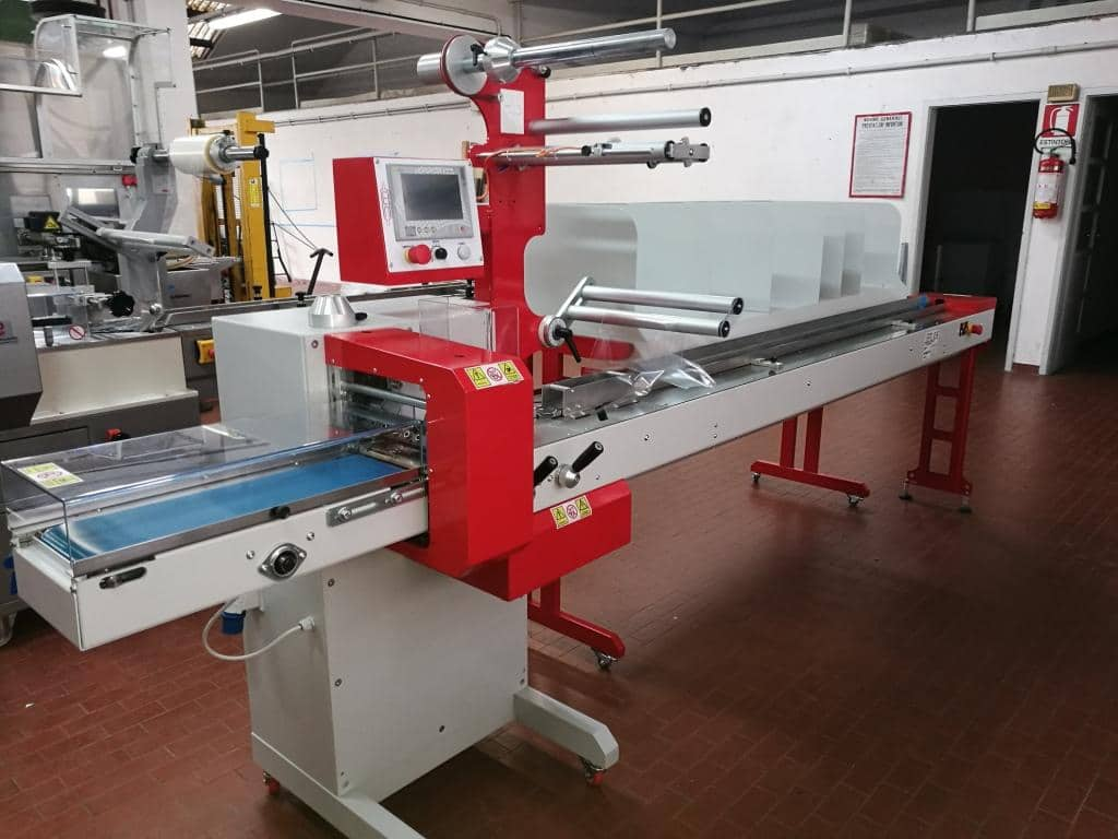 Dm packaging superflow 400 mascherine