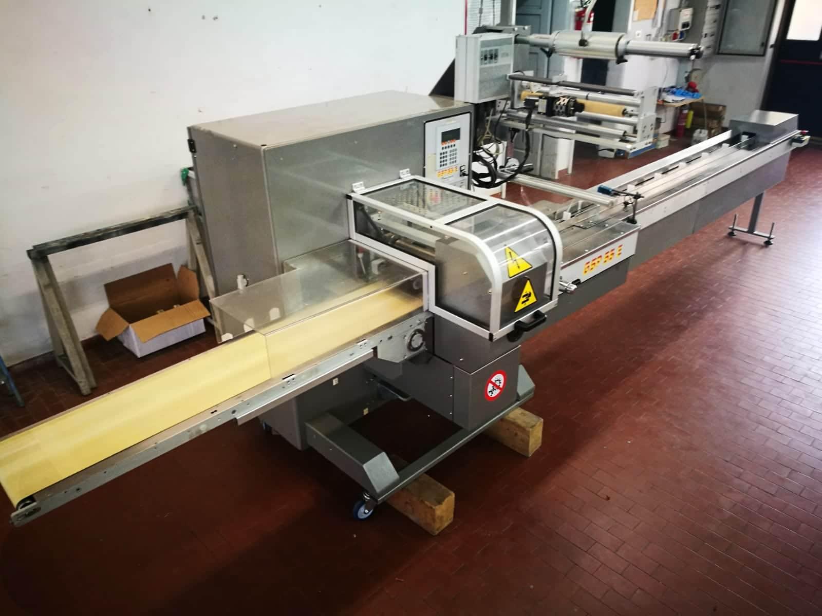 Confezionatrice Orizzontale Usata Flow Pack GSP55E 1
