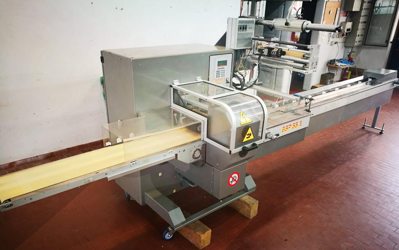 Confezionatrice Orizzontale Usata Flow Pack GSP55E 3