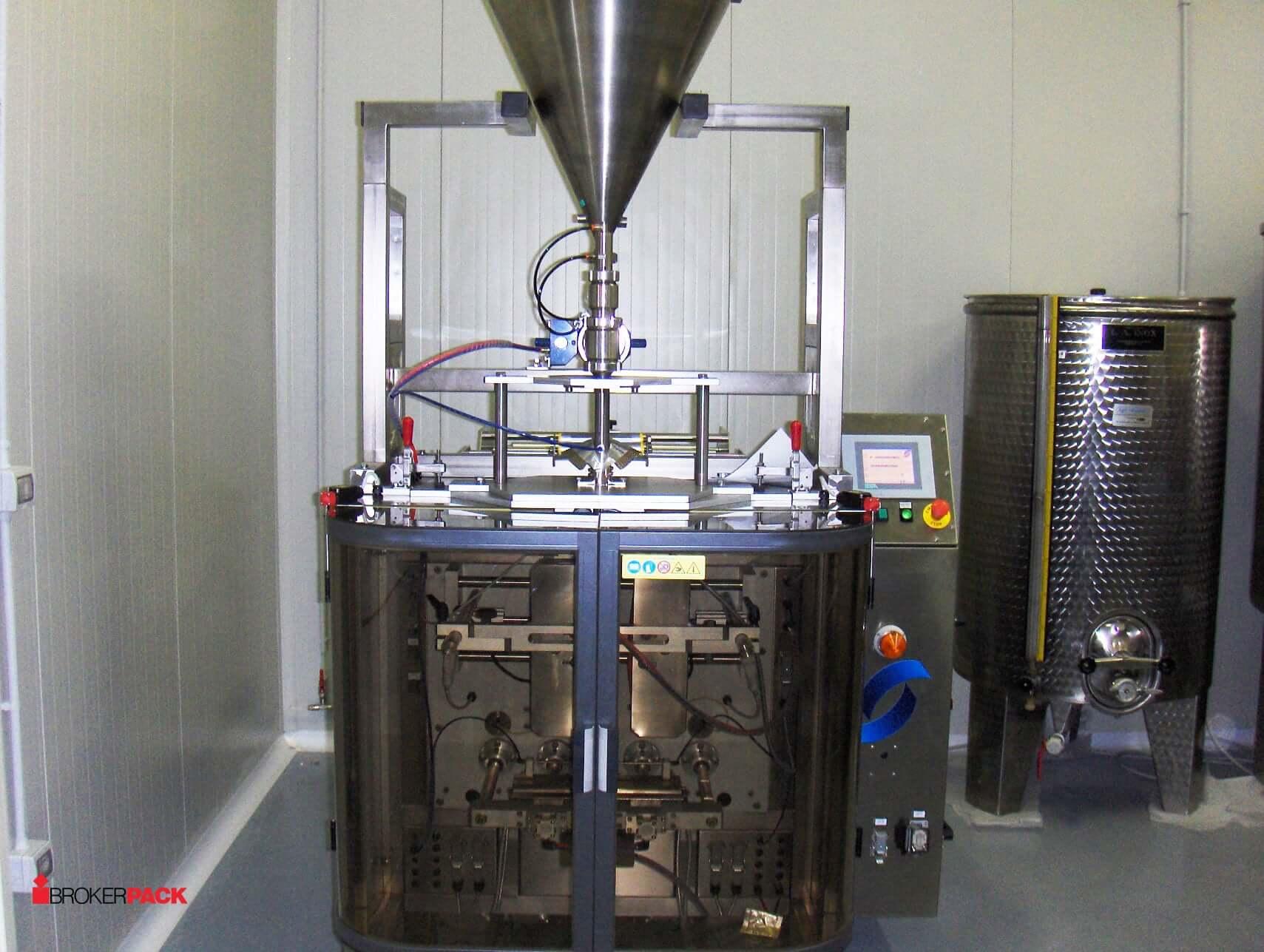 Confezionatrice Verticale Bustine Monodose Revisionata Sabalpack Jaguar Liquido 1