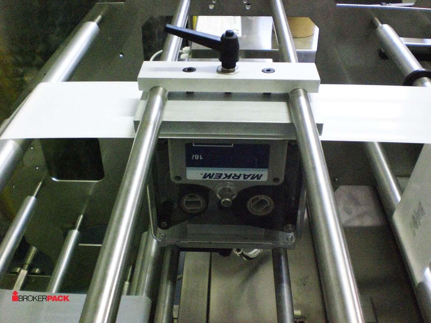 Confezionatrice Verticale Bustine Monodose Revisionata Sabalpack Jaguar Liquido 3