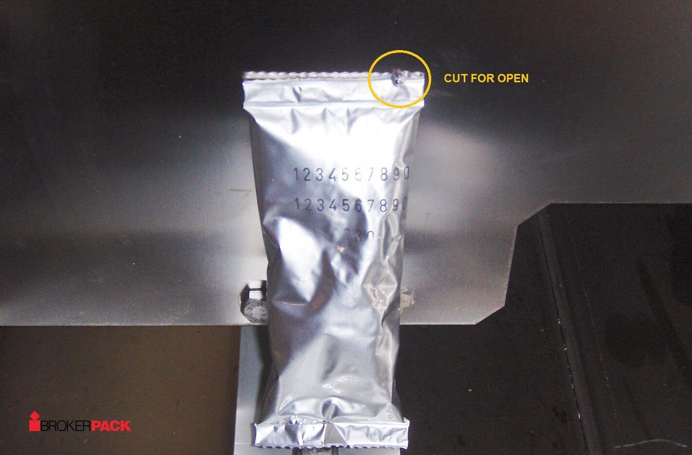 Confezionatrice Verticale Bustine Monodose Revisionata Sabalpack Jaguar Liquido 4