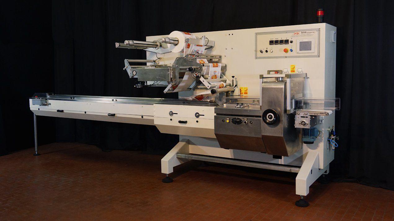 Confezionatrice Orizzontale Usata Flow Pack SchibCO90 1