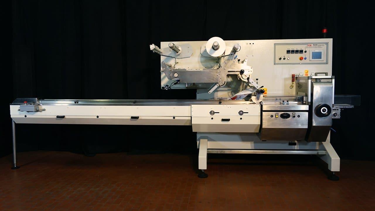 Confezionatrice Orizzontale Usata Flow Pack SchibCO90 2