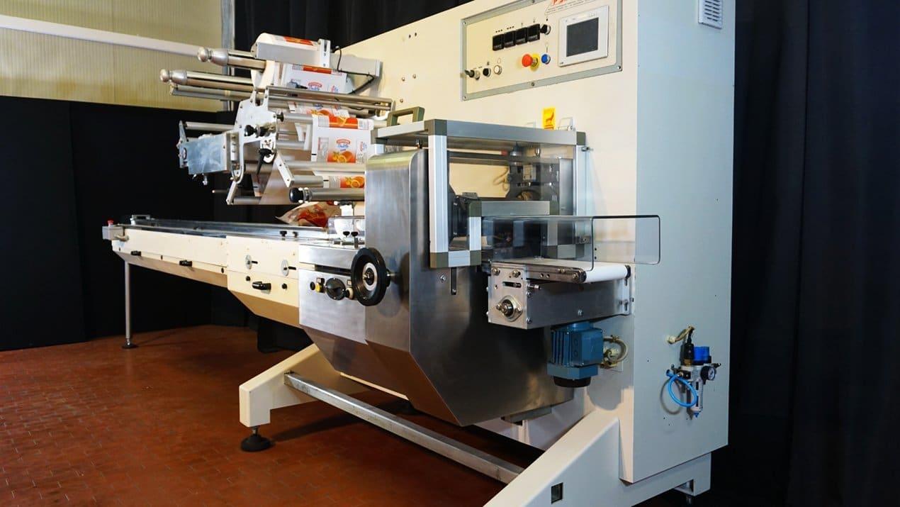 Confezionatrice Orizzontale Usata Flow Pack SchibCO90 3