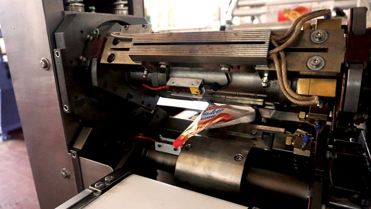 Confezionatrice Orizzontale Usata Flow Pack SchibCO90 4