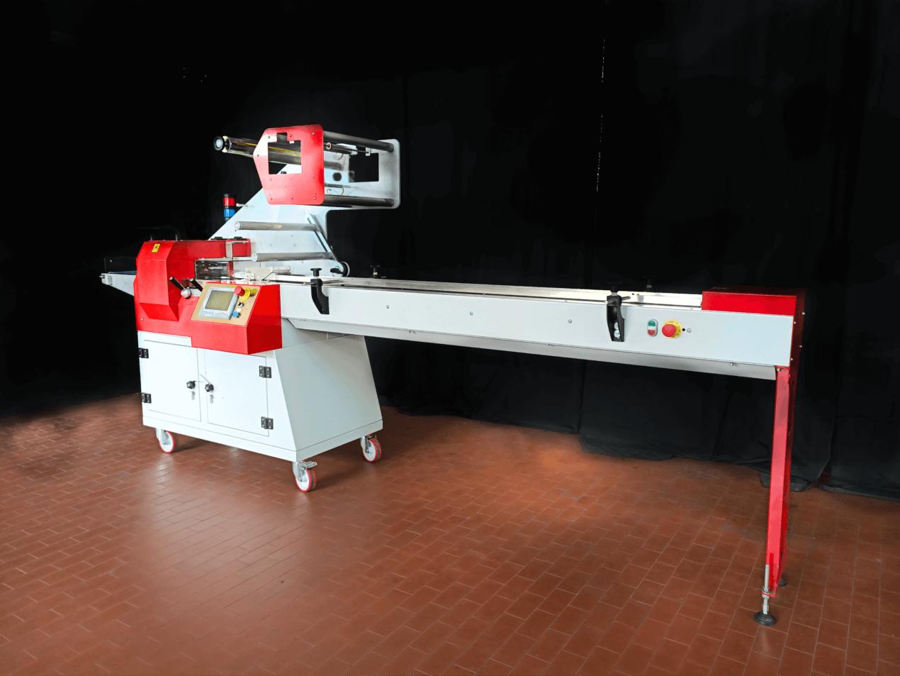 Confezionatrice Orizzontale Usata Flow Pack DM Packaging Minitronic 400