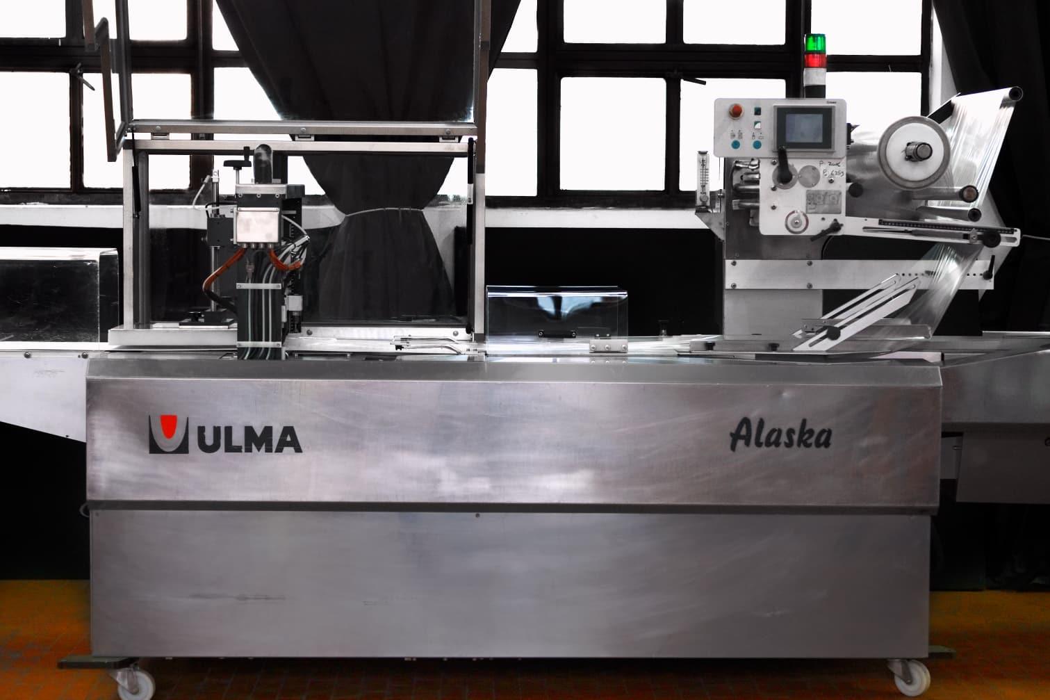 Confezionatrice Flow Pack Ulma Alaska_2